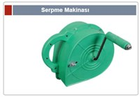 SERPME MAKİNESİ